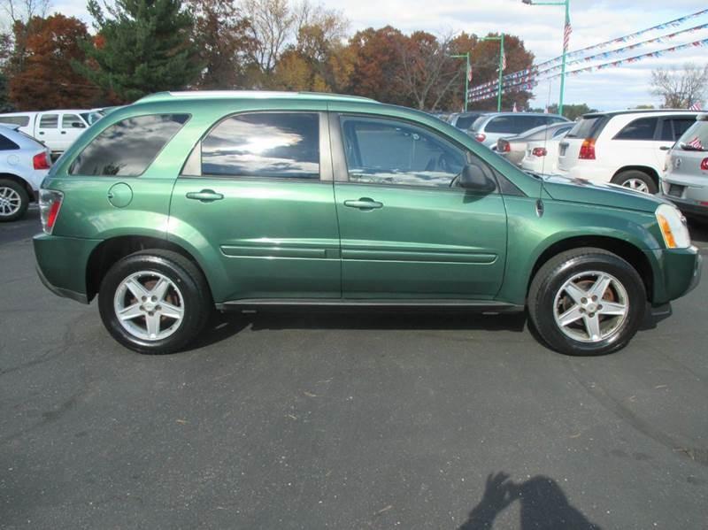 2005 Chevrolet Equinox LT AWD 4dr SUV