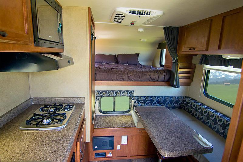 2017 Travel Lite Truck Campers 800X, 2
