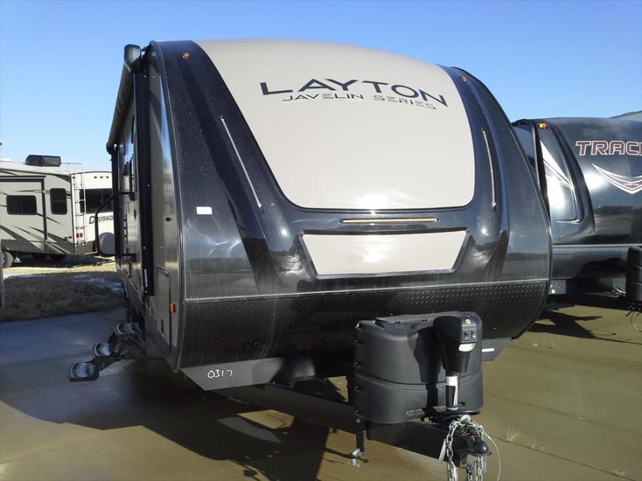 2017 Skyline Layton 280QB