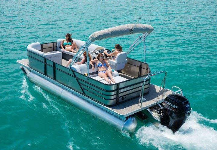 Pontoon boat for sale miami