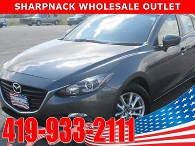 2014 Mazda Mazda3 i Touring 2014 Mazda Mazda3 i Touring 22113 Miles Gray  Regular Unleaded I-4 2.0 L/122 6-S