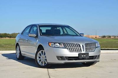 2012 Lincoln MKZ/Zephyr Base 4dr Sedan 2012 Lincoln MKZ Hybrid Base 4dr Sedan CVT FWD I4 2.5L Hybrid-Electric