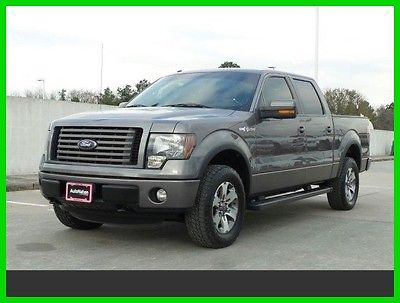 2012 Ford F-150 FX4 2012 FX4 Used 5L V8 32V Automatic Four Wheel Drive