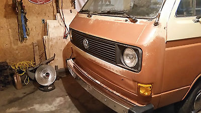 1980 Volkswagen Bus/Vanagon 1980 vanagon lots of new parts from started restoration