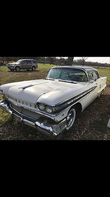 1958 Oldsmobile Eighty-Eight 1958 Oldsmobile Super 88