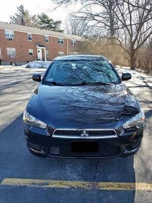 2012 Mitsubishi Lancer ES Sedan 4-Door Immaculate 2012 Mitsubishi Lancer  - Htd Leather Seats + Sunroof + Winter Tires!