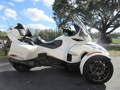 Can-Am Spyder SPYDER, 3 WHEELER, TRIKE, SPIDER 2014 Can-AM RT-S SE6, GPS, CLEAN, AUTO, 6 SPEED TRANS, READY TO GO!!