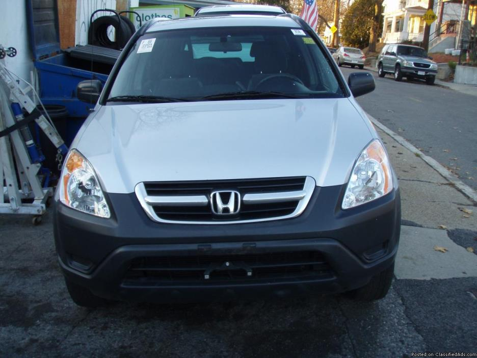 2004 HONDA CR-V ***FINANCING AVAILABLE***