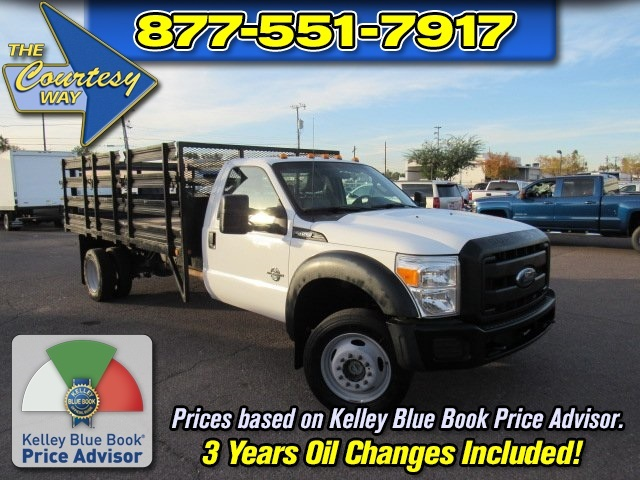 2013 Ford F-450sd  Cab Chassis
