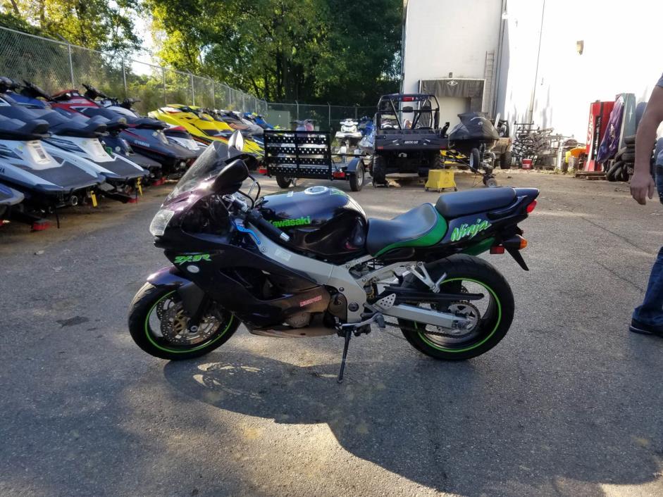 2000  Kawasaki  ZX-9