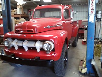 1952 Ford Other Pickups 1952 Ford F-5 Marmon-Herrington AWD