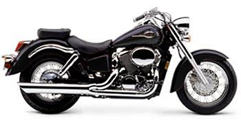 2003  Honda  Shadow ACE 750 Deluxe