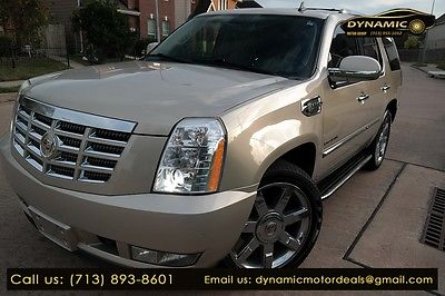 2010 Cadillac Escalade Hybrid 2010 Cadillac Escalade Hybrid 127550 Miles TAN Sport Utility 6.0 Automatic