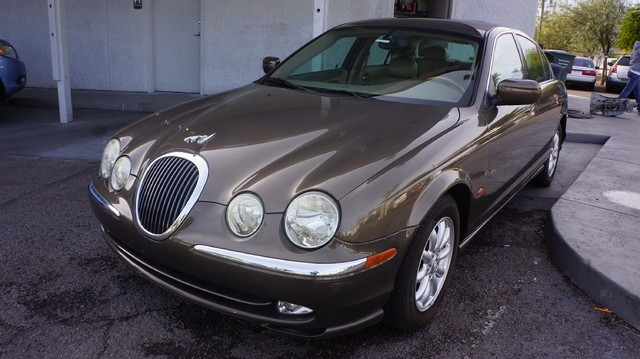 2001 Jaguar S-TYPE V8