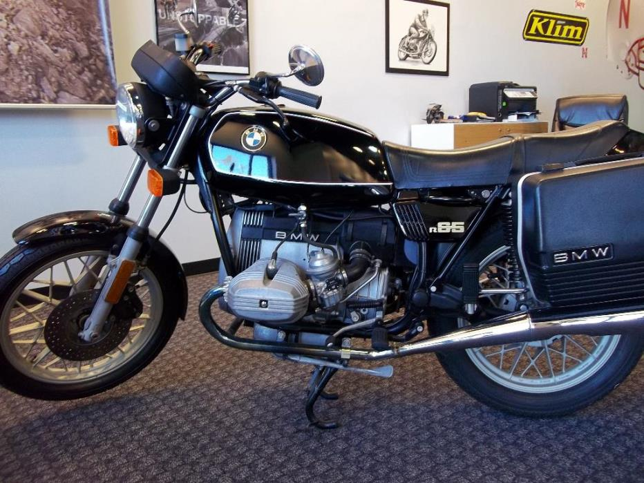 1982  BMW  R65