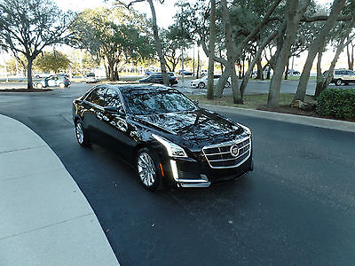 2014 Cadillac CTS Luxury Sedan 4-Door 2014 Cadillac CTS 2.0T Luxury Collection, Panorama roof, Xenon, ats xts