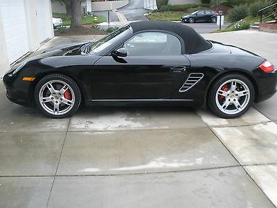 2007 Porsche Boxster PORSCHE BOXSTER S 2007