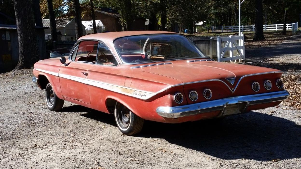1961 Chevy Impala Cars for sale