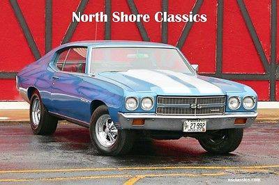 1970 Chevrolet Chevelle - MALIBU -350 V8-CLEAN CHEVELLE FOR A BUILD-OR A 1970 Chevrolet Chevelle - MALIBU -350 V8-CLEAN CHEVELLE-RELIABLE-