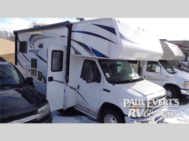 2017 Gulf Stream Rv Conquest 6238D