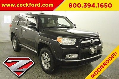2010 Toyota 4Runner SR5 4x4 4L V6 4WD Moonroof Tow Package Power Seat Windows Locks Cruise MP3