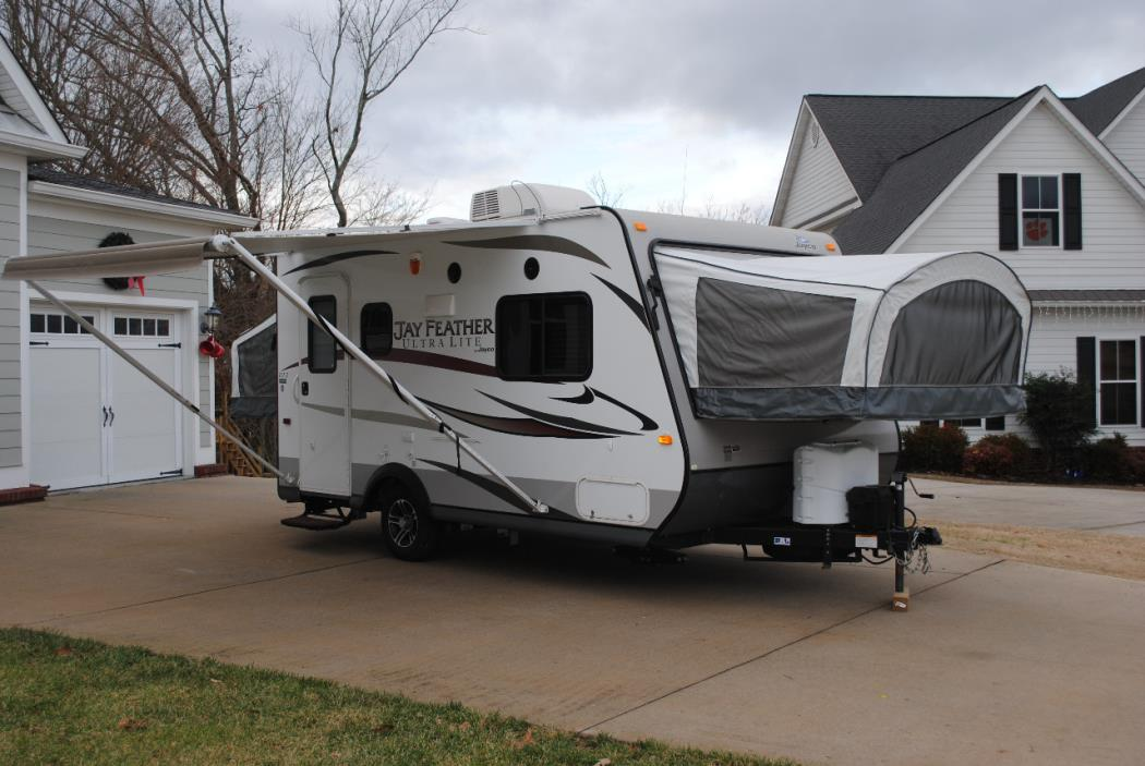 Popular Used 2006 Jayco Jay Feather 186 Sport Light Weight Travel Trailer