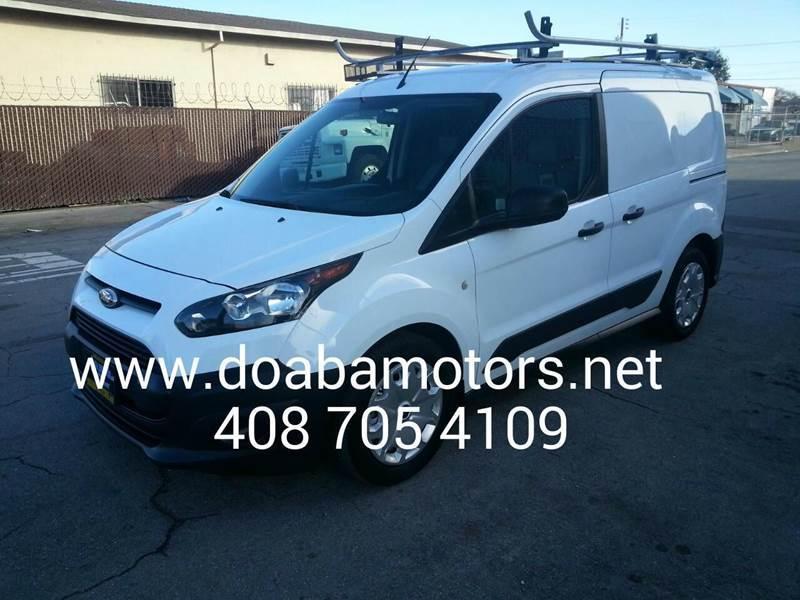 2014 Ford Transit Connect Cargo  Cargo Van