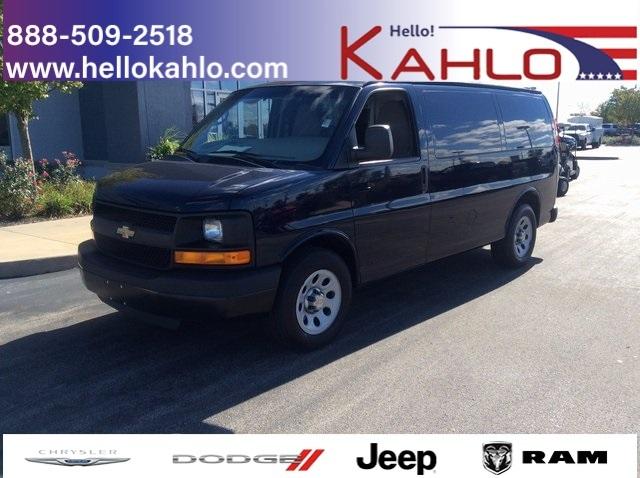 2013 Chevrolet Express 1500 Cargo Van