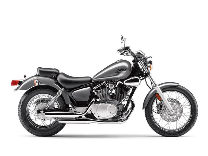 Yamaha v star 250 motorcycles for sale in new jersey for Yamaha motorcycles nj