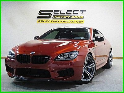 2013 BMW M6 Base Coupe 2-Door 2013 BMW M6 COUPE