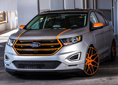 2015 Ford Edge Sport 2015 Ford Edge Sport by Vaccar, AWD Twin-Turbo