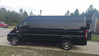 2016 Dodge Ram Van 3500 Promaster Conversion By Sherrod
