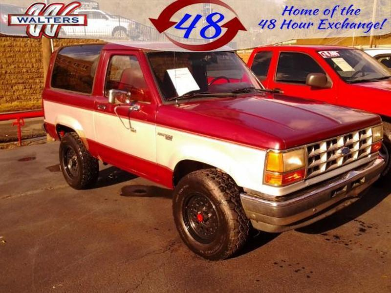 1990 Ford Bronco Ii Cars For Sale