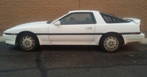 1988 Toyota Supra  Toyota Supra