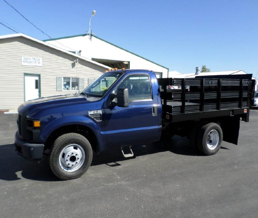 2009 Ford F350  Farm Truck - Grain Truck