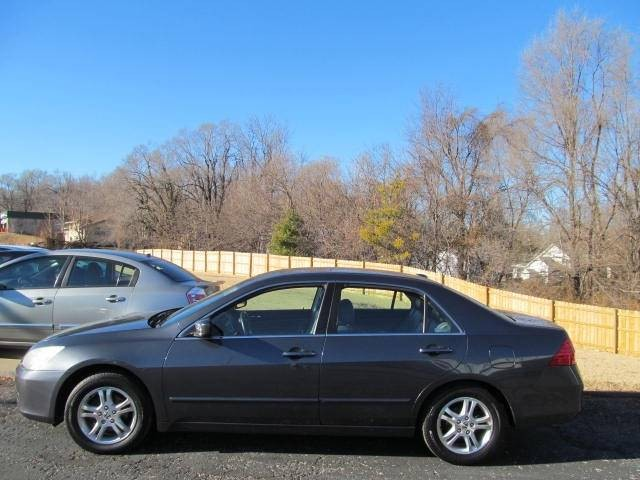 2007 Honda Accord EX-L 4dr Sedan (2.4I4 5A)