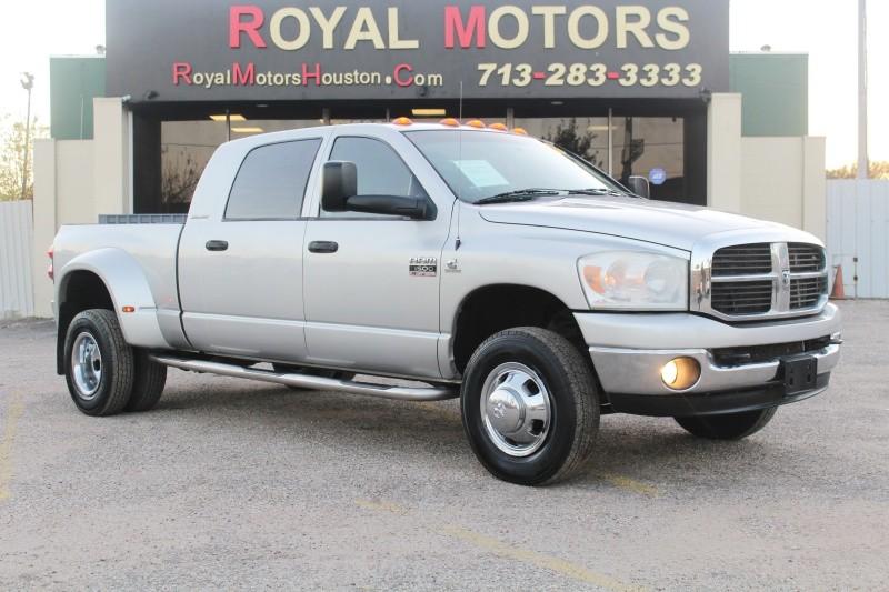 Dodge cummins cars for sale in houston texas for Mega motors houston tx