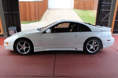 1990 Nissan 300ZX Turbo Coupe 2-Door 1990 Nissan 300ZX Twin Turbo