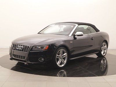 2012 Audi S5 3.0T Premium Plus quattro 2012 Audi S5, Black with 45965 Miles available now!