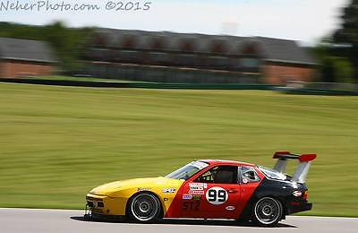 1980 Porsche 944 LS3 V8 swapped 944 Race Car - NASA Super Touring prepared.