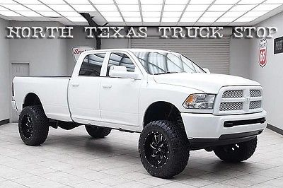 2013 Dodge Ram 2500 2013 Dodge Ram 2500 Diesel 4x4 Tradesman LIFTED Long Camera