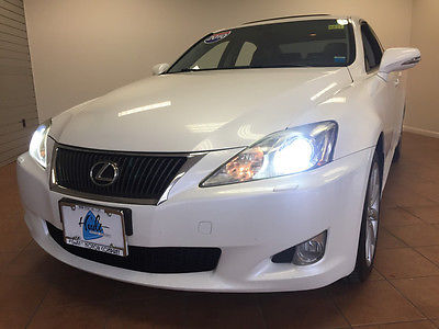 2010 Lexus IS -- 2010 Lexus IS 250 Automatic 94017 Miles Sedan Starfire Pearl 2.5L 24-Valve DI V6