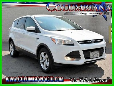 2015 Ford Escape 4WD 4dr SE 2015 4WD 4dr SE Used Turbo 1.6L I4 16V Automatic 4WD SUV
