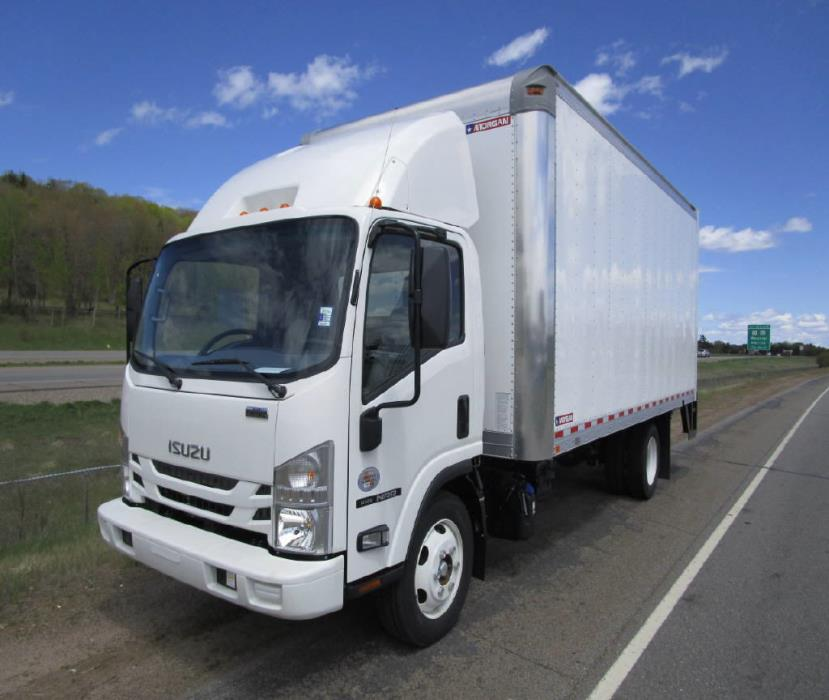 2016 Isuzu Nrr Box Truck - Straight Truck