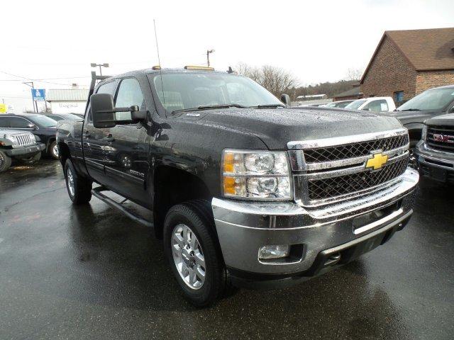 2012 Chevrolet Silverado 2500hd Pickup Truck