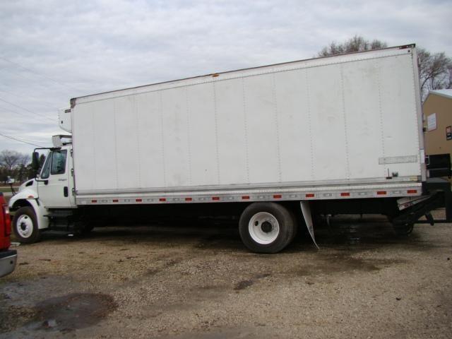 2010 International 4300 Sba  Refrigerated Truck