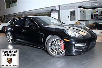 2014 Porsche Panamera 2014 Hatchback Used Twin Turbo Premium Unleaded V-8 4.8 L/293 Automatic AWD