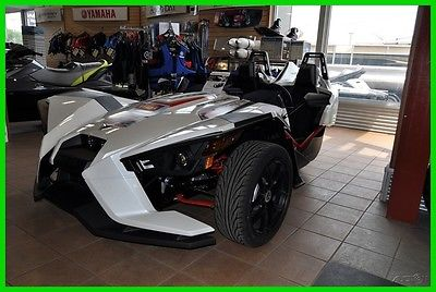 Other Makes SLINGSHOT SL LE White Pearl 2016 Polaris SLINGSHOT SL LE White Pearl~~~BRAND NEW~~~