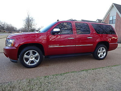 2013 Chevrolet Suburban LTZ 4X4 ARKANSAS 1OWNER, NONSMOKER, LTZ 4X4, NAV, REAR CAM, 2 TV'S, SUNROOF, NEW TIRES!