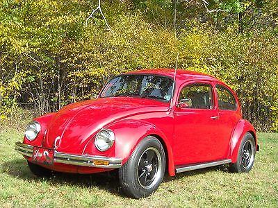 1968 Volkswagen Beetle - Classic 1968 CLASSIC RESTORED